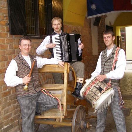 Lietuviško folkloro renginys